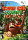 Donkey Kong Country Returns (Nintendo Wii)